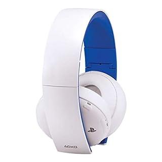 Micro-casque stéréo sans fil pour PS4 - Blanc (B0101RPMY0) | Amazon price tracker / tracking, Amazon price history charts, Amazon price watches, Amazon price drop alerts