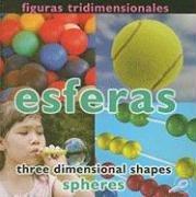 Figuras Tridimensionales: Esferas/Three-Dimensional Shapes: Spheres (Conceptos/Concepts) por Luana K. Mitten