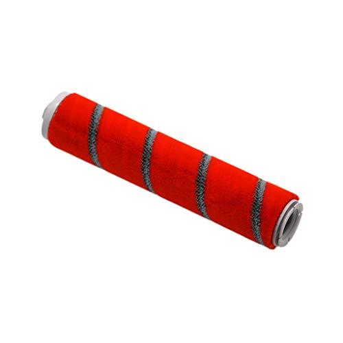 FBGood Kehrroboter Teile (1 Stück Rollbürste) für Xiaomi Ruimi F8 Kabelloser Staubsauger, Original Saugroboter Ersatz Bodenbürste Zubehör Effizient Reinigung Swerkzeugsätze Ersatzkit - Ersatz-bodenbürste