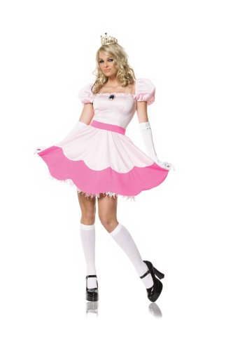 Leg Avenue 83094 - Prinzessin Kost�m, ,rosa, Groessee XL