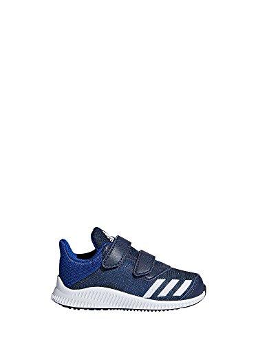 adidas Unisex Baby FortaRun CF I Gymnastikschuhe, Blau (Collegiate Navy/FTWR White/Collegiate Royal), 27 EU (Kleinkind-jungen-schuhe Navy)