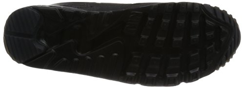 Nike Herren Air Max 90 Ultra Moire Joggingschuhe, Nero / Bianco (Nero / Nero-Bianco), 44 EU -