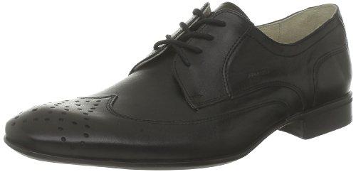 Sledgers Xylose, Chaussures à lacets homme Noir (Noir 01)