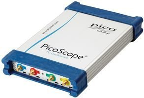 Pico Technology 6407 PicoScope PC Oszilloskop/Digitizer 4 Kanäle mit FG/AWG, 1 GHz, 1 GS Puffer