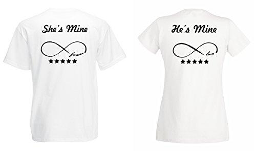 *TRVPPY Partner Herren + Damen T-Shirts*