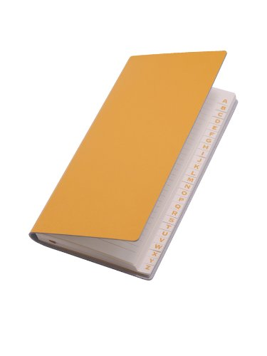 paperthinks-recycled-leather-9-x-13cm-128-page-long-address-book-yellow-gold
