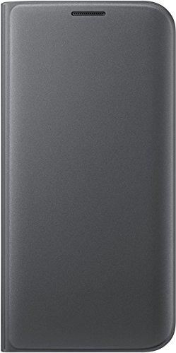 Samsung Flip Wallet Schutzhülle (geeignet für Galaxy S7 Edge) schwarz
