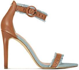 Guess Mujer Petra sandalia con tacón