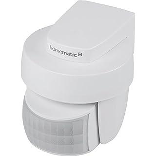 Homematic IP Bewegungsmelder mit Dämmerungssensor – außen, 142809A0