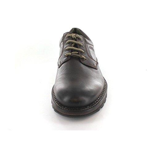 camel active Craft GTX 11 470.11.01 hommes Chaussures à lacets Marron