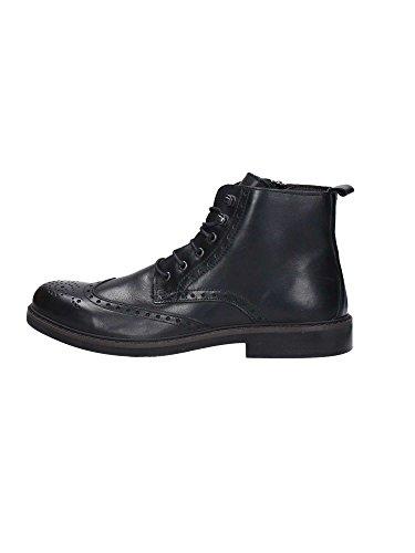 Igi & Co. 66580 Chaussures à lacets hommes Noir