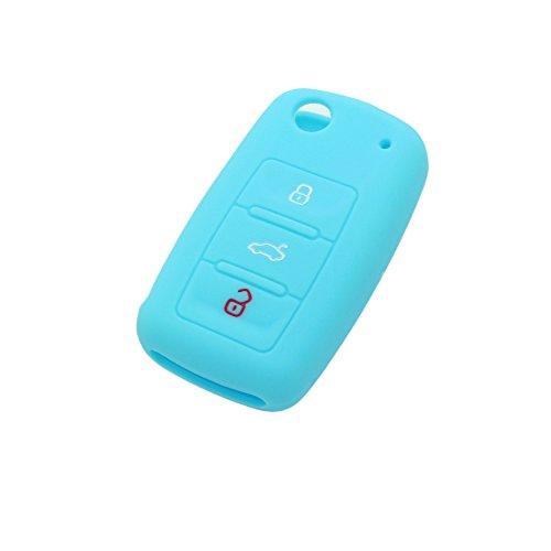 fassport-silicone-cover-skin-jacket-fit-for-volkswagen-seat-skoda-3-button-flip-remote-key-cv9800-li