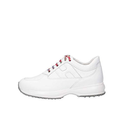 Hogan Junior HXC00N0O241FH5B001 Sneakers Bambina Bianco 35