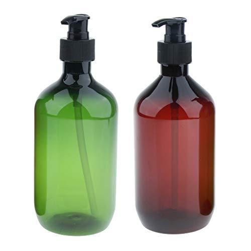 Botellas De Bomba De Dispensador Recargables