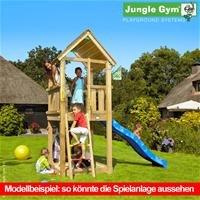Spielturm Jungle Gym Club Komplettset