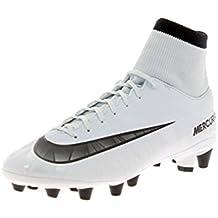 Nike Mercurial Victory 6 CR7 DF Agpro Zapatos Ftbol Hombre Blanco