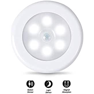 Ad: Motion sensor LED light. for dark hall way, corridor, passage, kids room