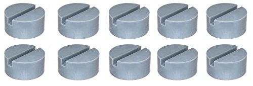 10-unidades-universal-small-slotted-poliuretano-jack-pad-protector-de-carril-de-marco