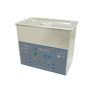 3 Litre Digital Ultrasonic Cleaner Tank with Heated Bath -220V