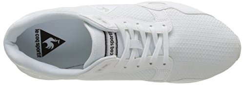 Le Coq Sportif Lcs R900 Woven Jacquard/S, Basses Mixte Adulte Blanc (Optical White)