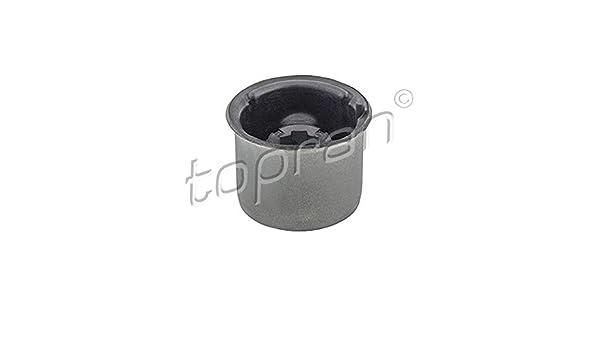 Querlenkergummi TOPRAN 109 663 Lagerung Querlenkerbuchse hinten Vorne beidseitig Lenker Querlenker Gummilager