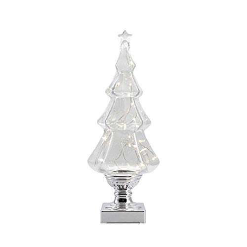 Feuer Baum Silberne Blume Nacht Light LED Nachtlicht Kabinett Nachttisch Lampe Drinnen Kampierend Garten Licht