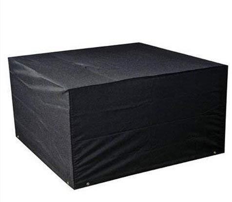 AlayGreen Garten Rattan Cube Set Cover-passend für Rattan Garten Gartenmöbel-Set Cube