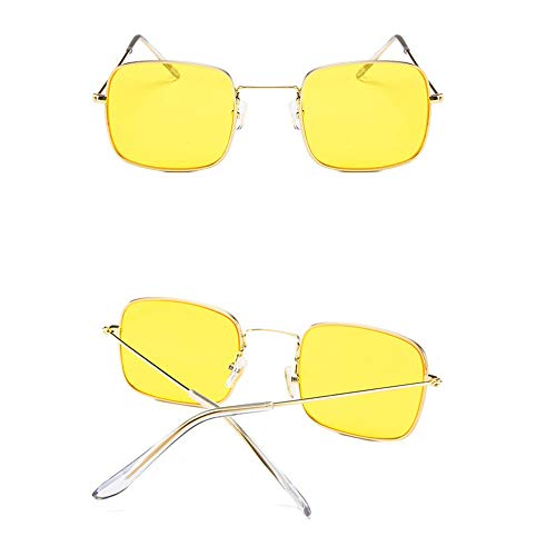 3729f7ef07 Lenfesh Women Fashion Cat Eye Sunglasses Uv Protection Candy Colored Glasses  Eyewear (E)