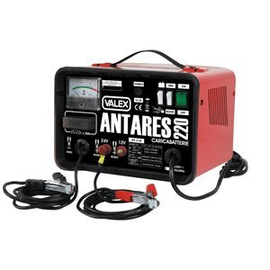 Avviatore carica batterie per auto Antares 220