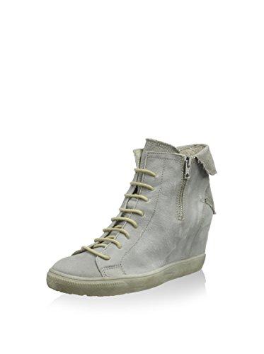 Café Noir Ed721, Chaussures à Plateforme Femme Gris