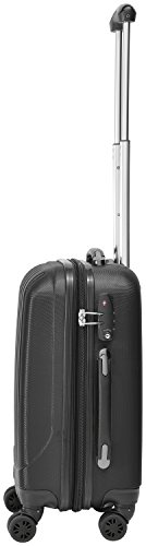 Packenger Velvet Koffer, Trolley, Hartschale 3er-Set in Schwarz, Größe M, L und XL - 7