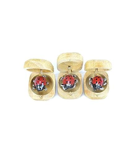 Maison De Coccinelle Pour Adultes - 3 boites a chagrins - Coccinelles mangeuses