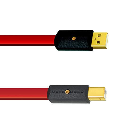 Wireworld Starlight Usb (Wireworld Starlight 8 USB2.0 A auf B 0,60 m)