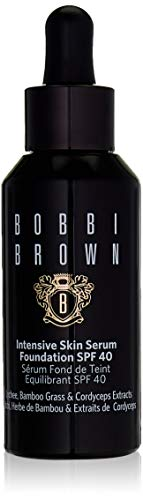 Bobbi Brown Intensive Skin Serum Foundation SPF40, 4.0 Natural, 1er Pack (1 x 30 ml) (Make-up Bobbi Foundation Brown)