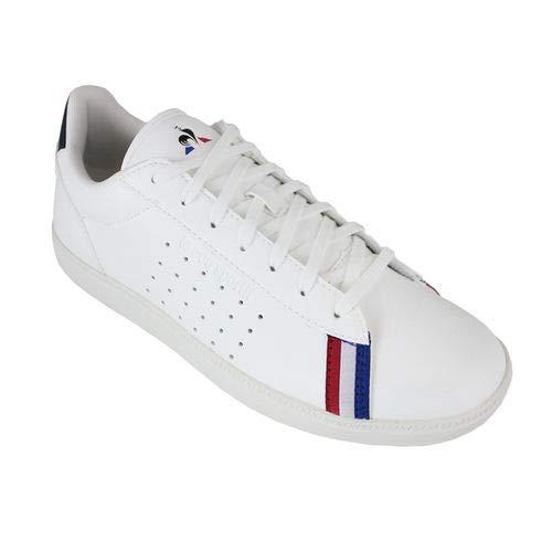 LE COQ SPORTIF COURTSTAR Sport, Baskets Hommes, Blanc...