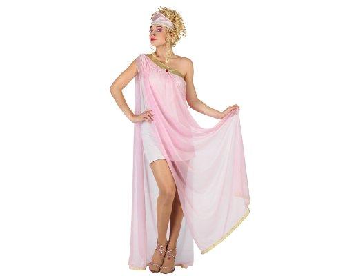 ische Göttin, Damenkostüm, Größe 38/40(Herstellergröße: M-L), rosa ()