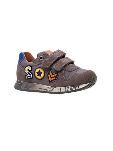 Naturino scarpa bassa in pelle con strappi MainApps Taupe