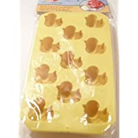Ice cube Tray Ducks 18x10cm 100%silicone  Guaranteed quality