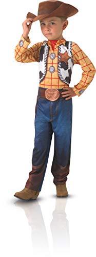 Klassisches Woody-Kostüm für Jungen 122/128 (7-8 -