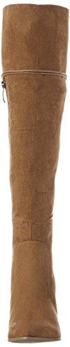 Tamaris 25512, Bottes Haute Femme Marron (Cognac 305)