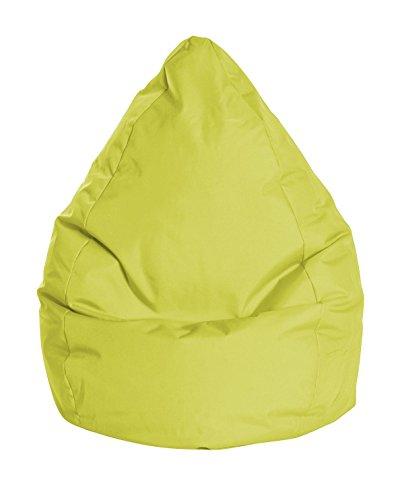MAGMA Sitzsack Brava Beanbag L grün