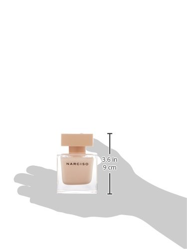 Narcisso Rodriguez Eau de Parfum Poudrée Spray, 1er Pack (1 x 50 ml)