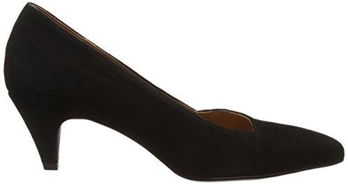 MentorMentor Pump - Scarpe con Tacco Donna Nero (Nero (nero))