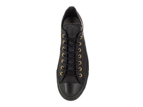 Converse All Star Ox Damen Sneaker Schwarz Black/Biscui