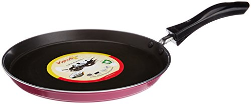 Pigeon Induction Base Non-Stick Flat Tawa, 25cm