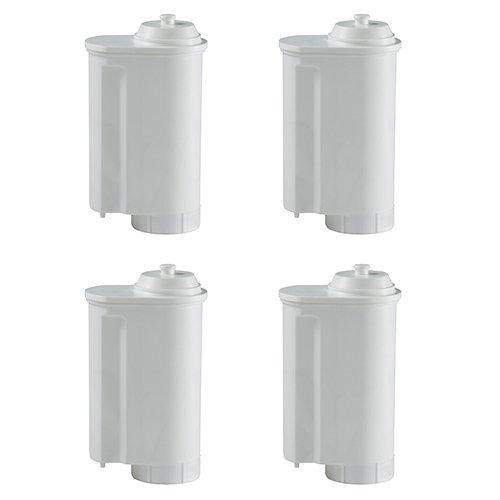 4 Wasserfilter für Ihren Kaffeevollautomat von Siemens, Bosch, Gaggenau, Neff, VeroBar, VeroProfessional