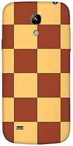 Timpax protective Armor Hard Bumper Back Case Cover. Multicolor printed on 3 Dimensional case with latest & finest graphic design art. Compatible with Samsung I9190 Galaxy S4 mini Design No : TDZ-23555