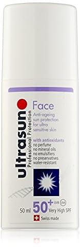 ultrasun Face Anti-Ageing Sun Protection SPF50+ 50