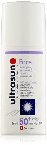 ultrasun Face Anti-Ageing Sun Protection SPF50+ 50 ml