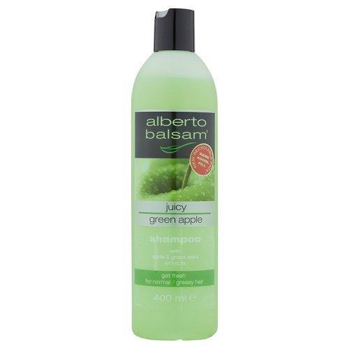 Alberto Balsam Apple Shampoo, 400ml, 400ml -